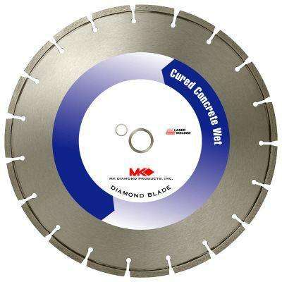 16 in. x 23 Tooth Standard Grade Wet Cutting Diamond Circular Saw Blade