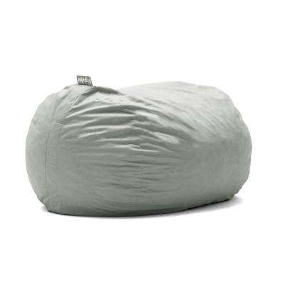 XL FUF Shredded Ahhsome Foam Fog Lenox Bean Bag