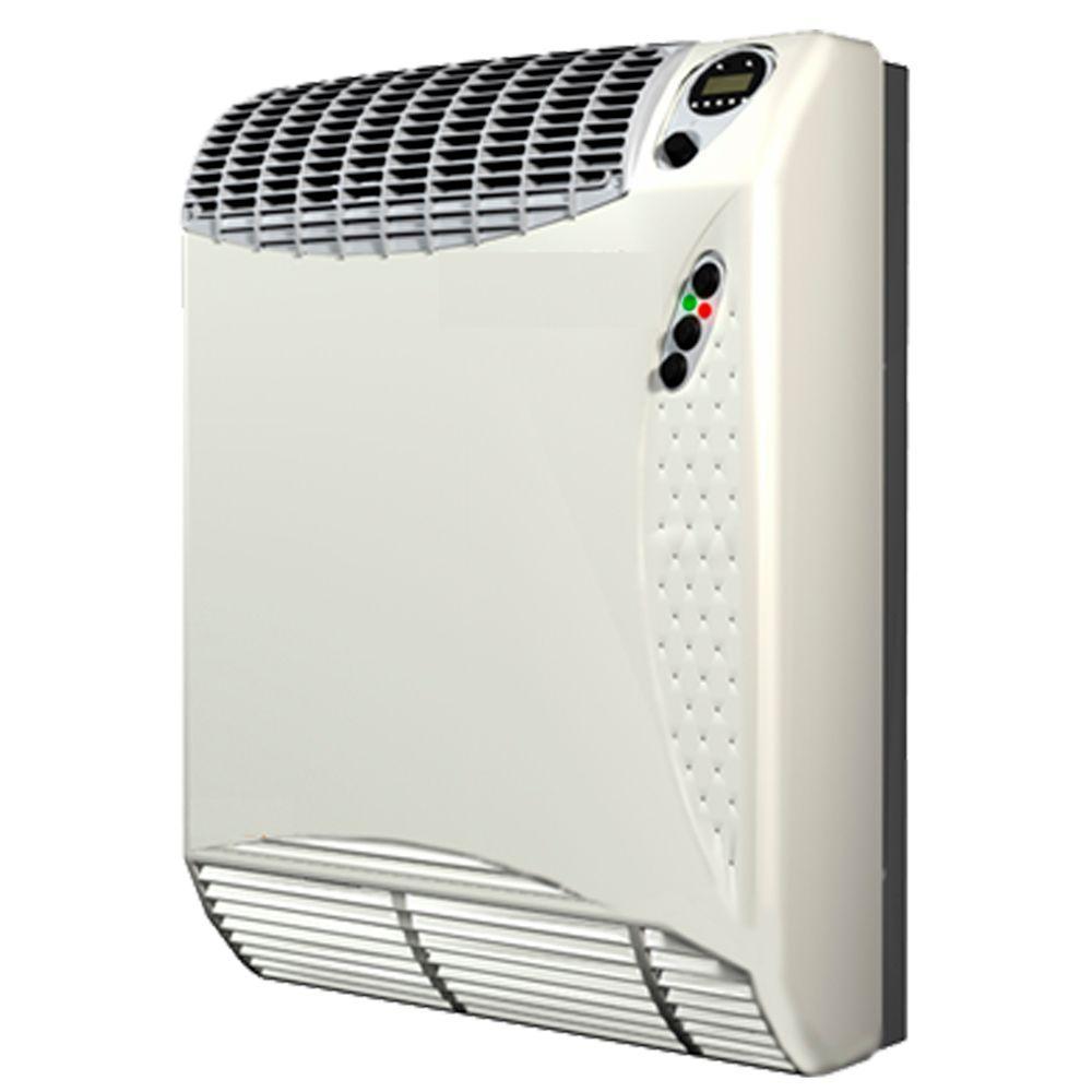 17,700 BTU/Hr Direct-Vent High-Efficiency Natural Gas Wall Furnace Heater