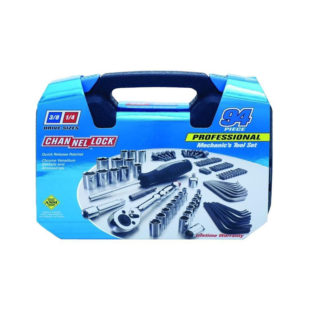 Mechanic's Tool Set (94-Piece)