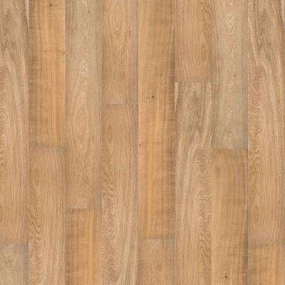 Take Home Sample - Bridgewater Oak Engineered Hardwood Flooring - 7-7/16 in. x 8 in.