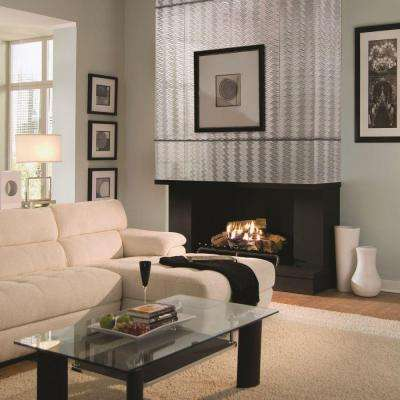 Current Vertical 96 in. x 48 in. Decorative Wall Panel in Oil Rubbed Bronze