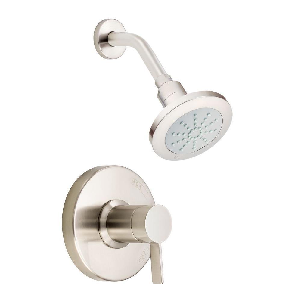 Danze Parma Single-Handle Pressure Balance Shower Faucet Trim Kit ...