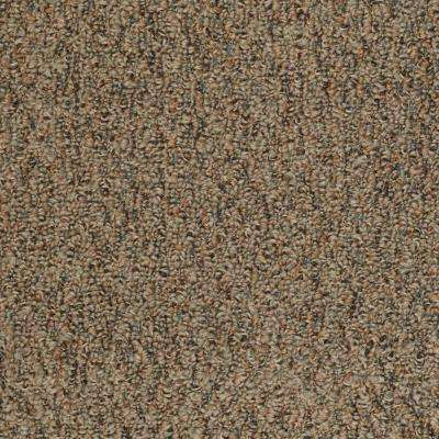 Isla Vista - Color Copper Earth 12 ft. Carpet