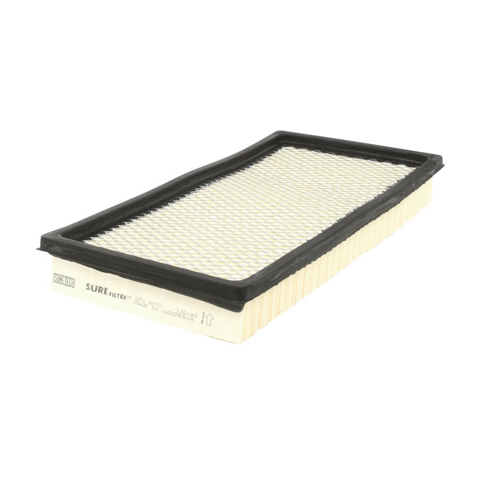 Replacement Air Filter for Wix 46077 Purolator A24372 Fram CA3901