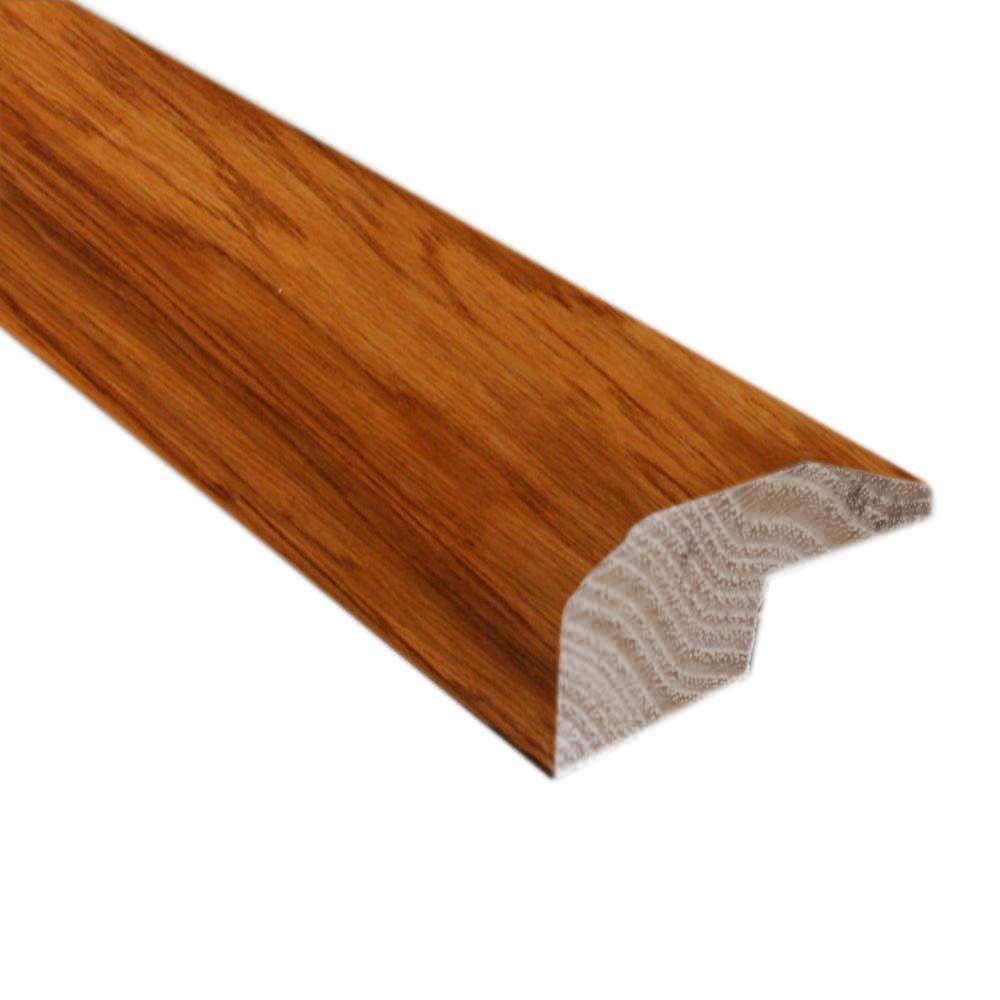Hickory Laminate Moulding Trim Laminate Flooring The Home Depot