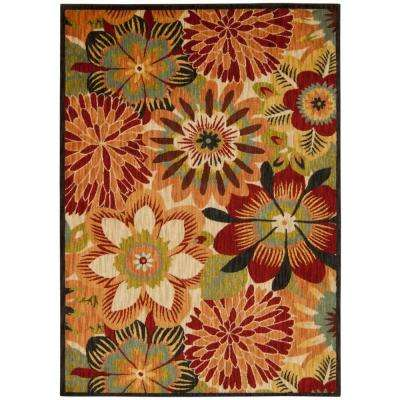 Aristo Multicolor 5 ft. 3 in. x 7 ft. 5 in. Area Rug