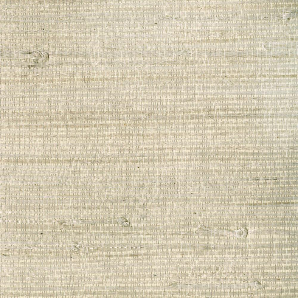 Kai Linen Grasscloth Wallpaper Sample