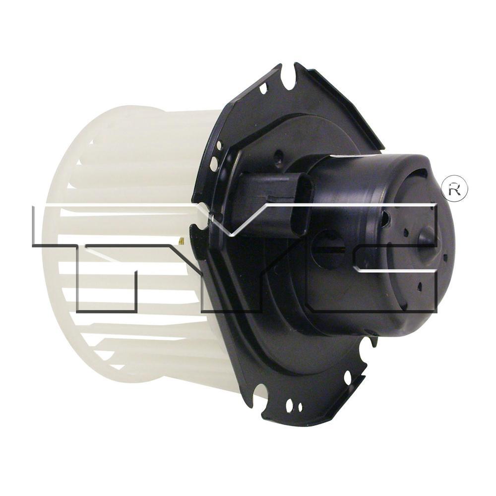 HVAC Blower Motor Front TYC 700079