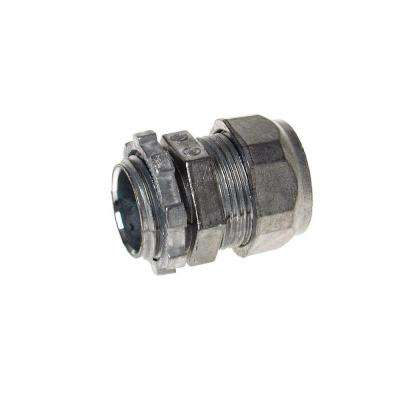 EMT 1/2 in. Uninsulated Compression Connector (50-Pack)