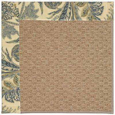 Zoe Raffia High Seas 10 ft. x 10 ft. Area Rug