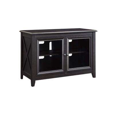 Clinton Mocha Storage Entertainment Center