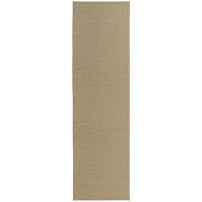 Garland Rug Town Square Tan 2 Ft X 12 Ft Runner Rug Ts000n02414401 The Home Depot