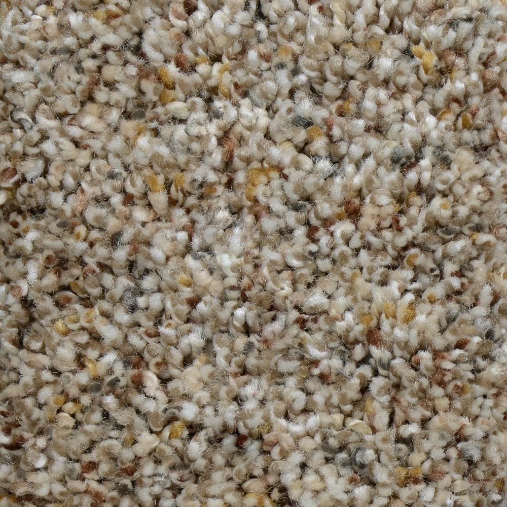 Carpet Sample - Powder Springs III - Color Seabrook Twist 8 in. x 8 in.