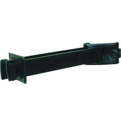 T-Post 5 in. Black Reverse Extension Insulator - Polywire