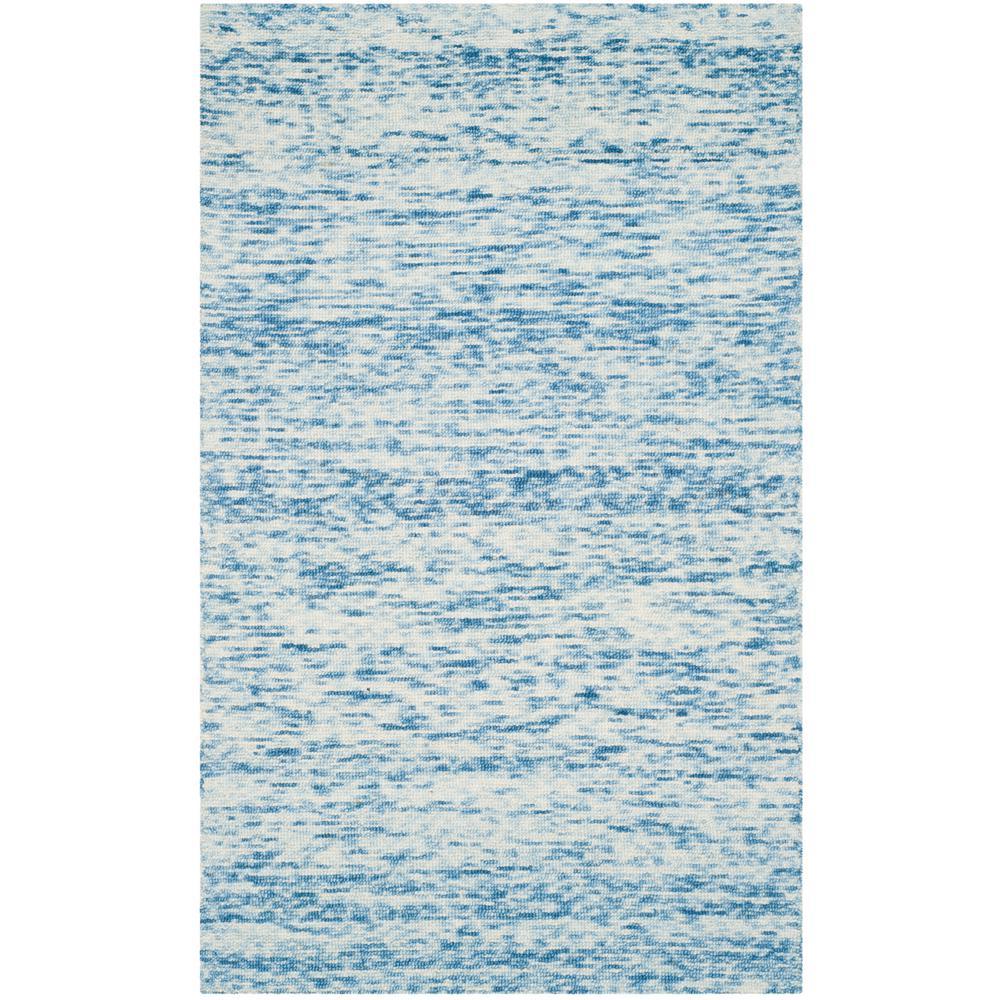 Himalaya Blue 3 ft. x 5 ft. Area Rug