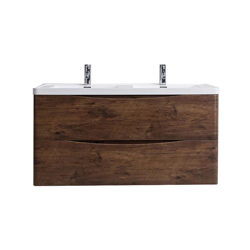 Eviva - 47-49 in. - Acrylic - Bathroom Vanities - Bath - The Home Depot