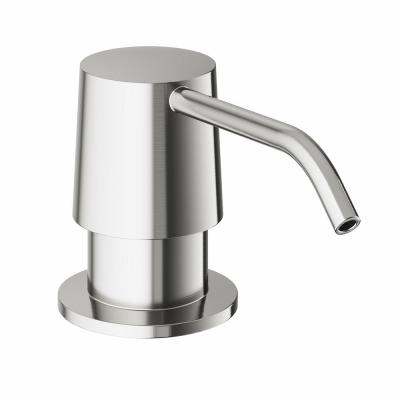 10 oz. Kitchen Soap Dispenser in Stainless Steel