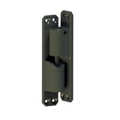 2.3 in. Standard Center Mount Pewter Hinge