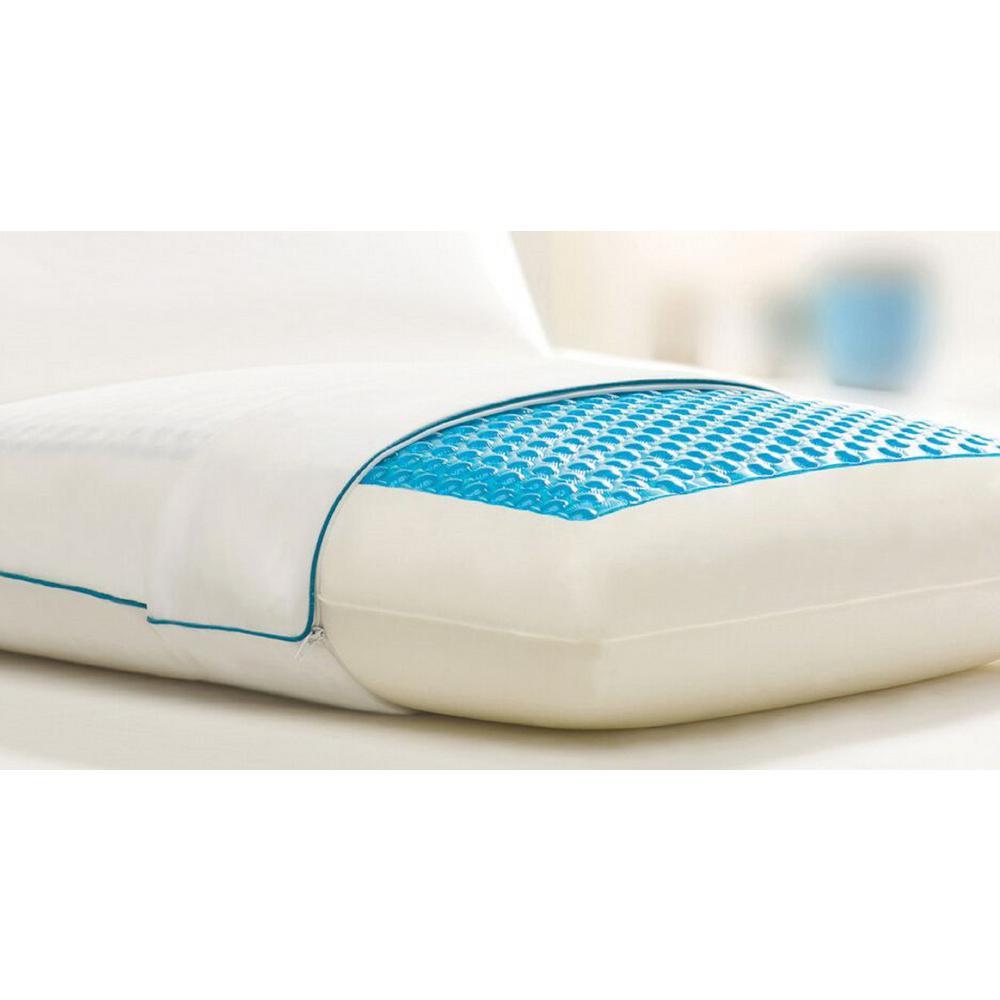 Comfort Revolution Queen Gel Bed Pillow F01-00148-QN1