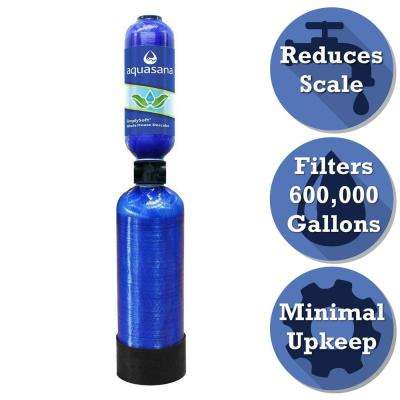 Replacement SimplySoft 600,000 Gal. Whole House Salt-Free Water Softener