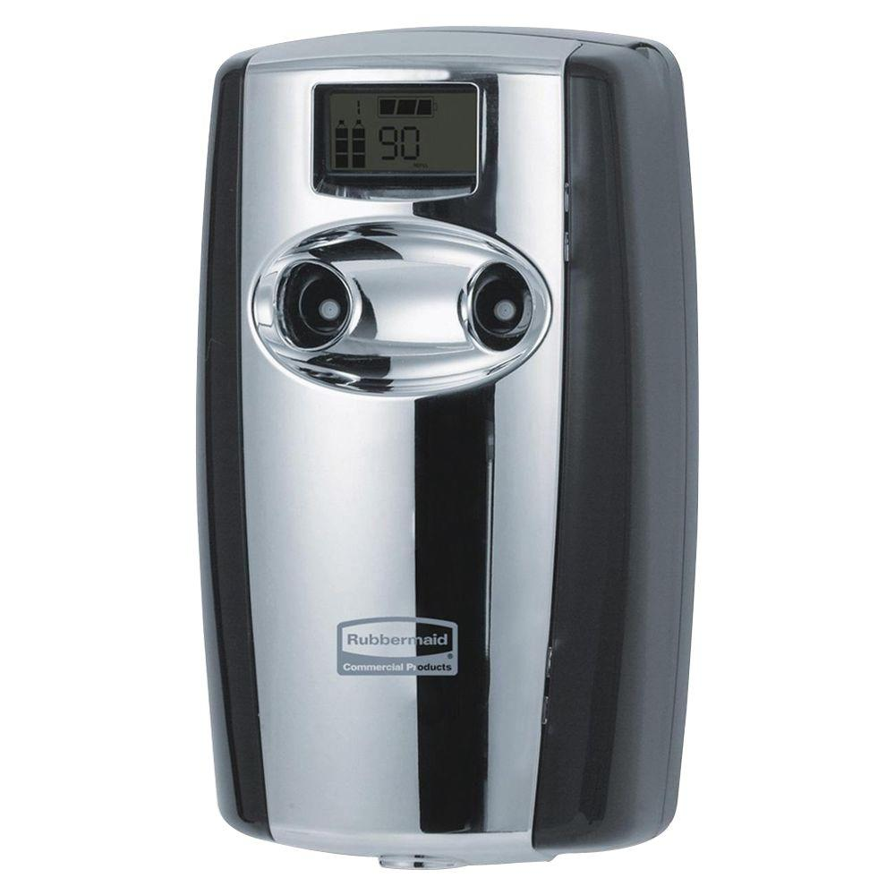Rubbermaid commercial products microburst duet automatic for Industrial bathroom air freshener