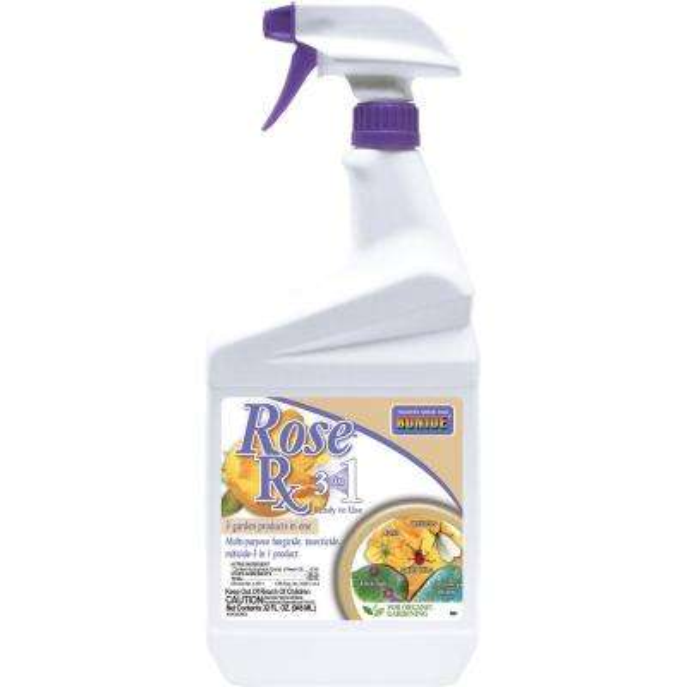 32 oz. Rose Rx 3-in-1 RTU Spray (2-Pack)