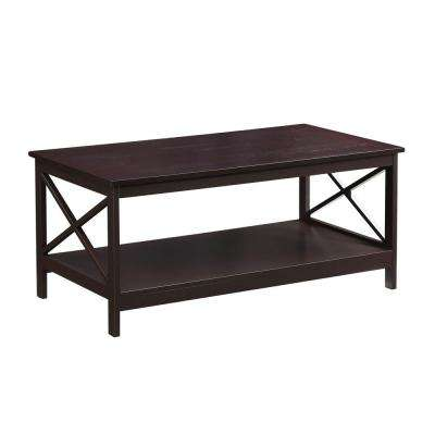 Oxford Espresso Coffee Table