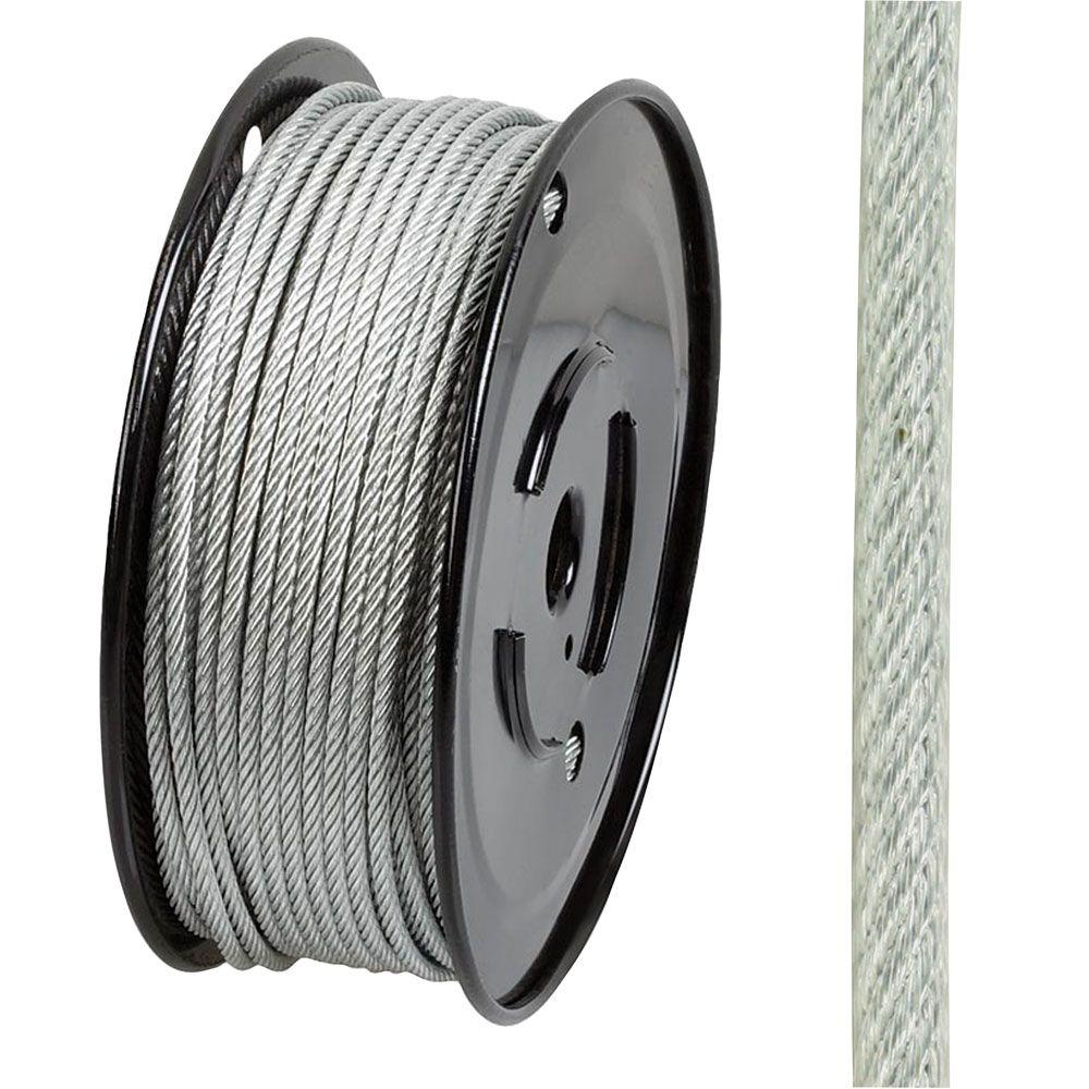 Wire Rope - Chains & Ropes - The Home Depot