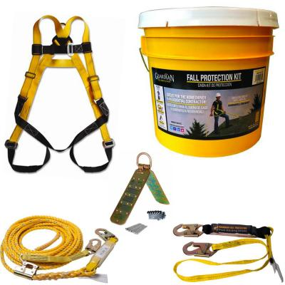 Rooftop Safe-Tie Bucket Kit