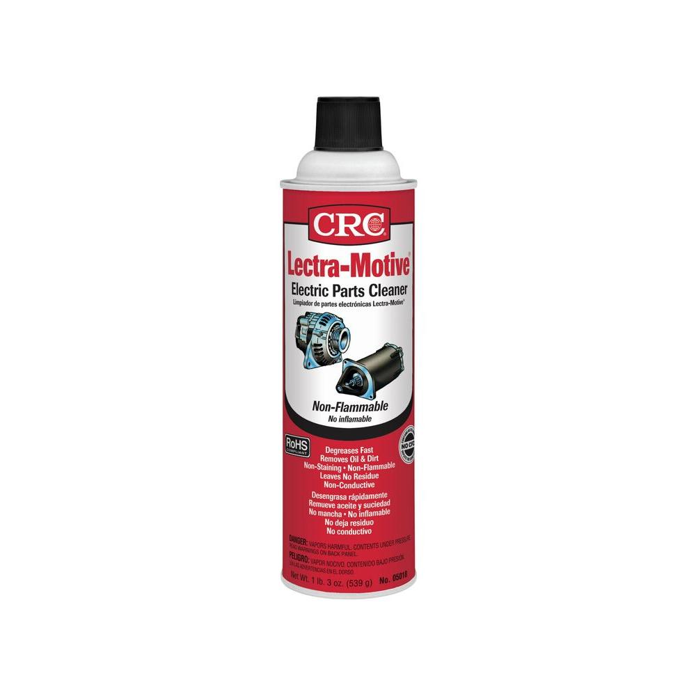 CRC 19 oz  Electric Parts Cleaner Lectra-Motive