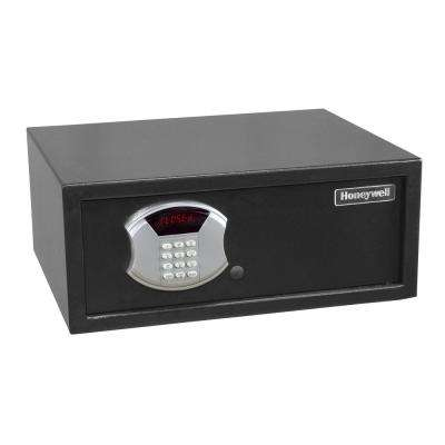 1.14 cu. ft. Low Profile Steel Security Safe with Programmable Hotel-Style Digital Lock