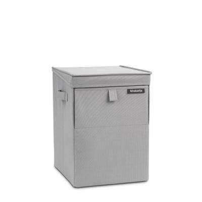 Stackable Laundry Baskets Interesting Stackable Laundry Baskets Laundry Room Storage The Home Depot
