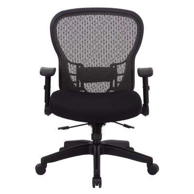 R2 Space Grid Back Chair with Memory Foam Mesh Seat