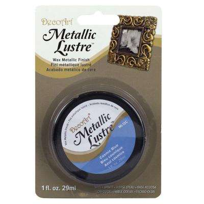 Metallic Lustre 1 oz. Cosmic Blue