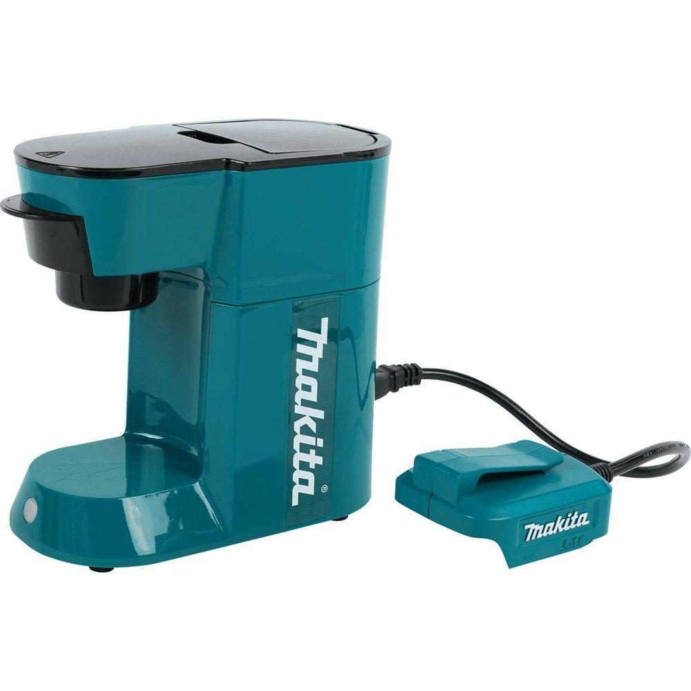 Makita 18-Volt LXT Lithium-Ion Cordless Coffee Maker (Tool-Only ...