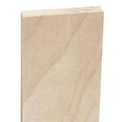 Maple Board (Common: 1 in. x 4 in. x R/L; Actual: 0.75 in. x 3.5 in. x R/L)