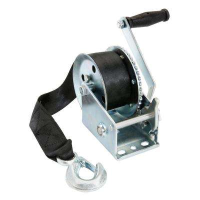 1,500 lbs. Manual Trailer Winch