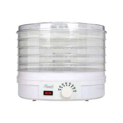 5-Tray Thermostat Adjustable Food Dehydrator
