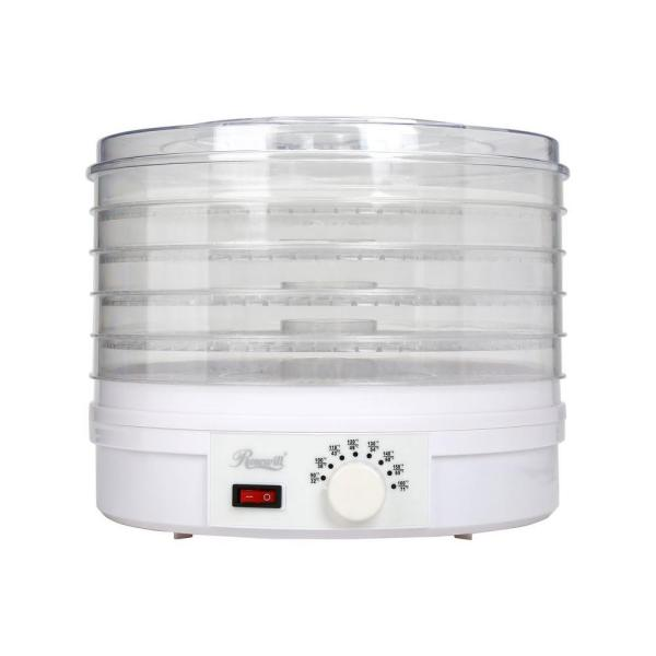Rosewill 5-Tray White Food Dehydrator