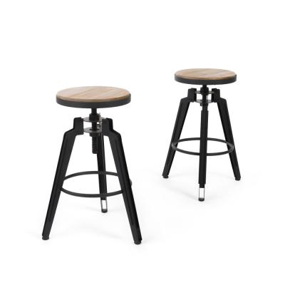 Cool Tripod Bar Stools Kitchen Dining Room Furniture The Machost Co Dining Chair Design Ideas Machostcouk