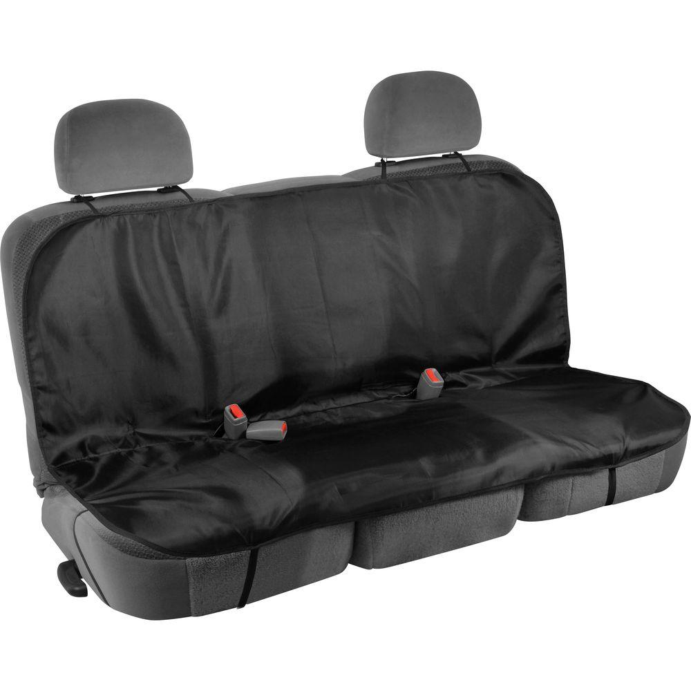 NeverWet Bench Seat Protector In Black
