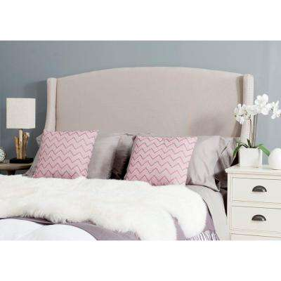 Austin Taupe Queen Headboard