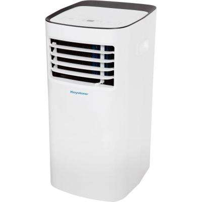 10,000 BTU 115-Volt Portable Air Conditioner with Dehumidifier and Remote