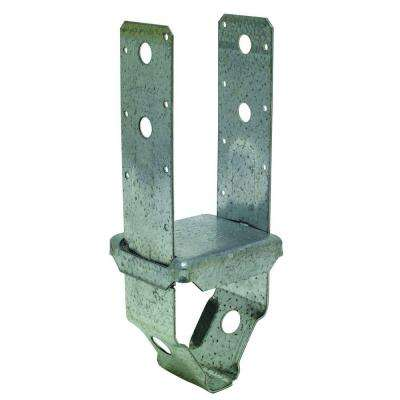 PBS 4 in. x 4 in. ZMAX Galvanized Standoff Post Base