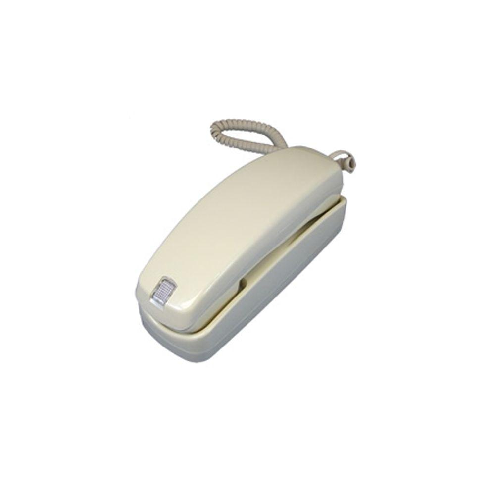 Golden Eagle Standard Trimstyle Corded Phone - Ivory