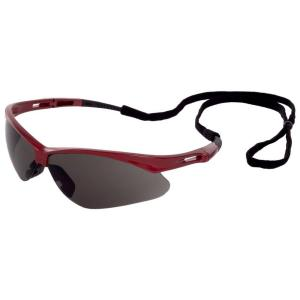 ERB Octane Eye Protection, Red Frame/Gray Lens by ERB