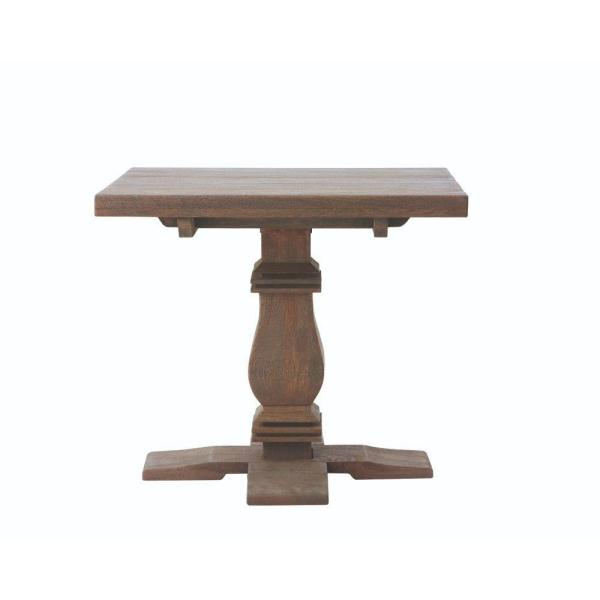 Aldridge Antique Walnut End Table