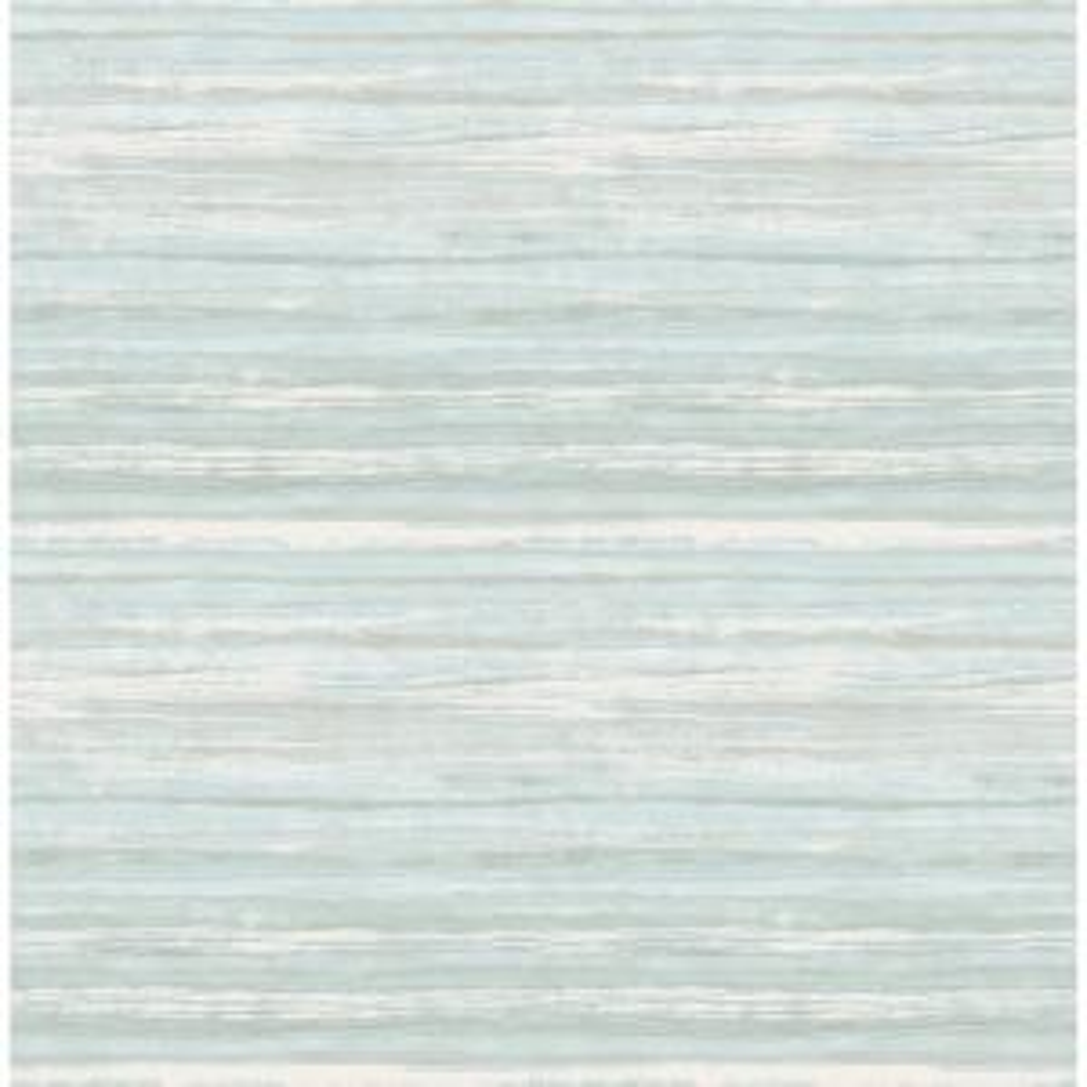 Arakan Blue Stripe Wallpaper Sample