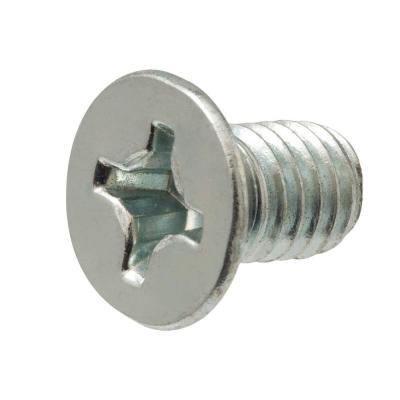 The Hillman Group 44451 10-Inch x 3-Inch Pan Head Phillips Sheet Metal Screw 10-Pack